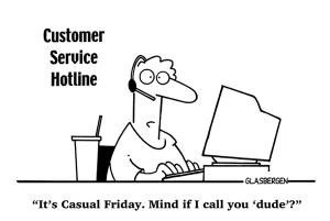 Dude customer service