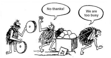 Continuous improvement for cavemen